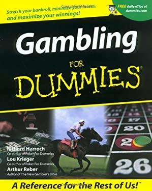 Gambling for Dummies 9780764553608