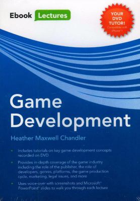 eBook Lectures: Game Development 9780763776350