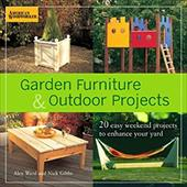 20 practical weekend projects for decorating outdoor living spaces, complete with advice on complementary plants. Each project is graded for easy, moderately easy and not-so-easy skill levels.