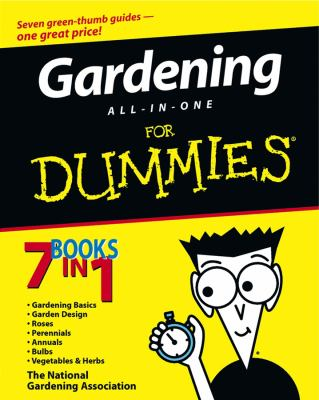 Gardening All-In-One for Dummies 9780764525551
