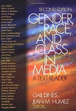 Gender, Race, and Class in Media: A Text-Reader 9780761922612