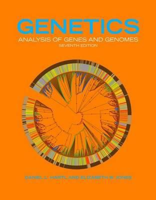 Genetics: Analysis of Genes and Genomes 9780763772154