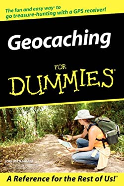 Geocaching for Dummies 9780764575716