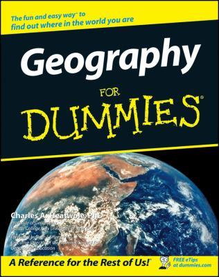Geography for Dummies. 9780764516221
