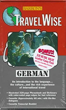 German: With Cassette [With German Phrase Cassette] 9780764171154
