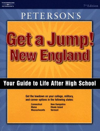 Get a Jump! New England: Your Guide to Life After High School 9780768920055