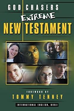 God Chasers Extreme New Testament 9780768421125