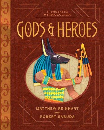 Gods & Heroes 9780763631710