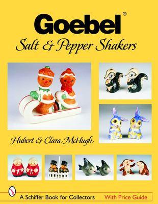Goebel Salt & Pepper Shakers 9780764322280