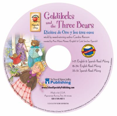 Goldilocks and the Three Bears 9780769648071