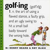 Golfing: A Duffer's Dictionary 2882752