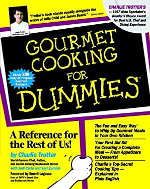 Gourmet Cooking for Dummies. 9780764550294