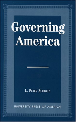 Governing America 9780761806394