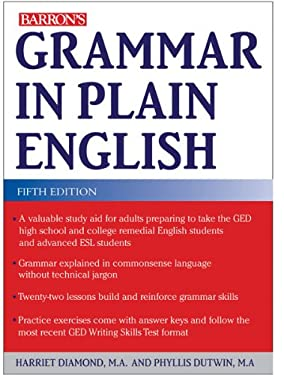Grammar in Plain English 9780764147869