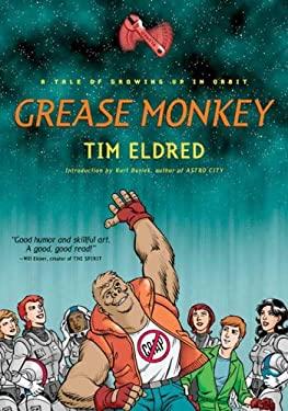 Grease Monkey 9780765313256