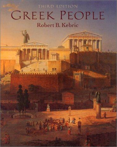 Greek People 9780767417051