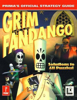Grim Fandango: Official Strategy Guide 9780761517979