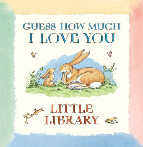 Guess How Much I Love You: Little Library 9780763653552