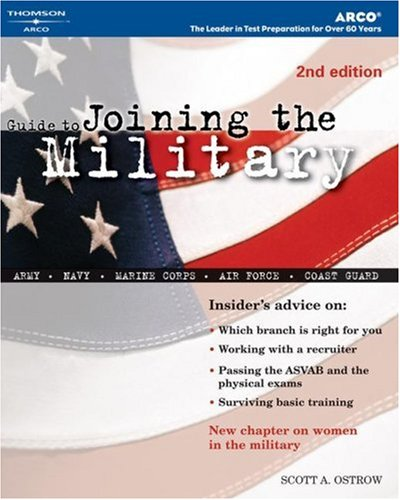 Guide to Joining the Military, 2nd Ed 9780768914412