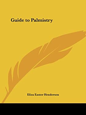 Guide to Palmistry 9780766149700