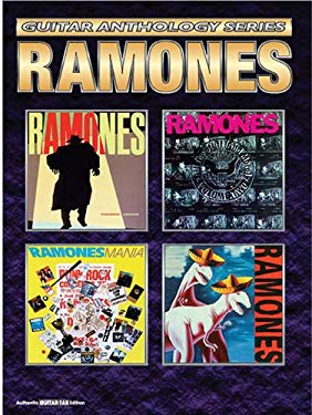 Ramones -- Guitar Anthology: Authentic Guitar Tab 9780769205946
