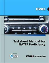 HVAC Tasksheet Manual for Natef Proficiency 9937717