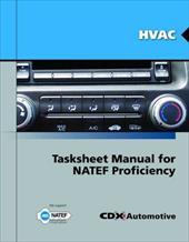 HVAC Tasksheet Manual for Natef Proficiency 9937717