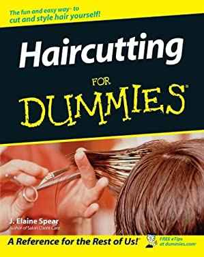 Haircutting for Dummies 9780764554285