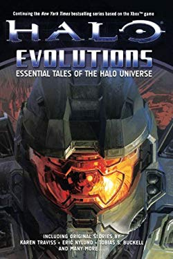 Evolutions: Essential Tales of the Halo Universe 9780765315731