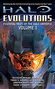 Halo Evolutions: Essential Tales of the Halo Universe 9780765354754