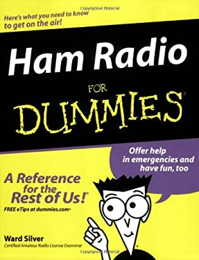 Ham Radio for Dummies 9780764559877