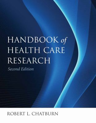 Handbook for Health Care Research 9780763778057