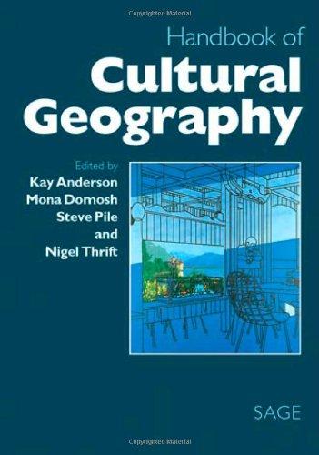Handbook of Cultural Geography 9780761969259