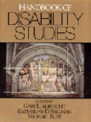 Handbook of Disability Studies 9780761928744