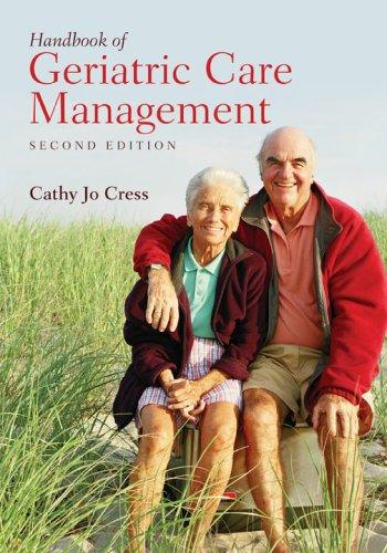 Handbook of Geriatric Care Management 9780763746421
