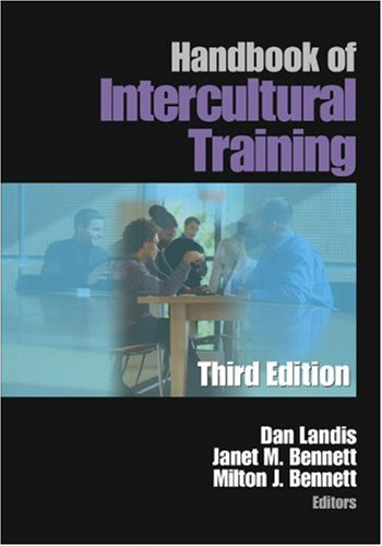 Handbook of Intercultural Training 9780761923329