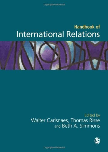 Handbook of International Relations 9780761963042