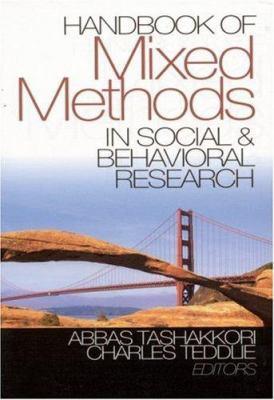 Handbook of Mixed Methods in Social & Behavioral Research 9780761920731