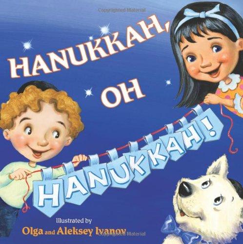 Hanukkah, Oh Hanukkah! 9780761458456