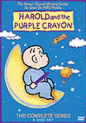 Harold and the Purple Crayon 9780767889223