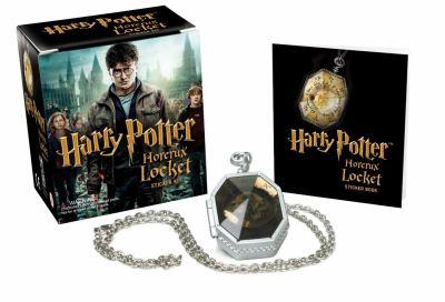 Harry Potter Locket Horcrux Kit and Sticker Book (Mega Mini Kits) Running Press