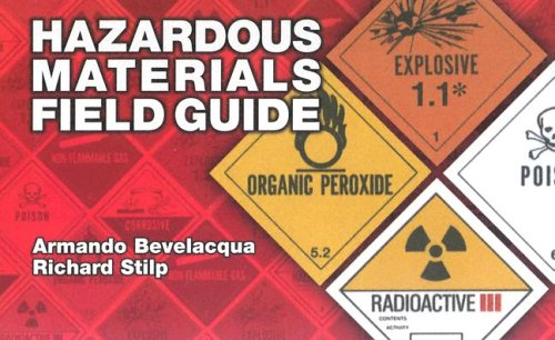 Hazardous Materials Field Guide 9780766801554