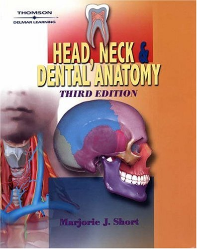 Head, Neck and Dental Anatomy 9780766818897