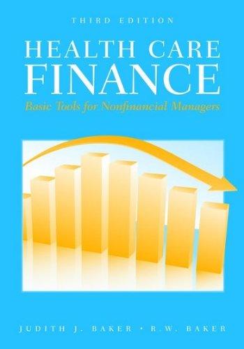 Health Care Finance 9780763778941