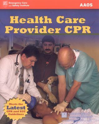 Health Care Provider CPR 9780763755935