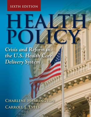 Health Policy - 6th Edition