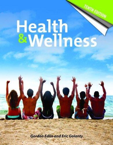 Health and Wellness 9780763765934