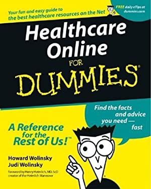 Healthcare Online for Dummies 9780764506840
