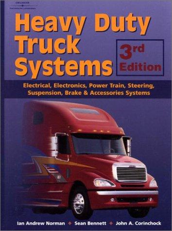 Heavy Duty Truck Systems 9780766813403