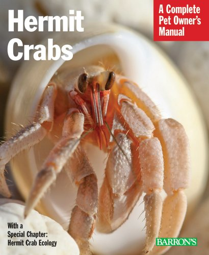 Hermit Crabs: Everything about Purchase, Care, and Nutrition 9780764143441